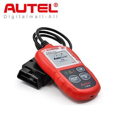 Autel Autolink AL319 OBD2 Fault Code Reader Scanner OBDII Auto Diagnostic Tool