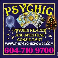 ((( THE PSYCHIC POWER )))