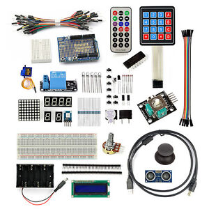 35 Set Sensor Breadboard Starter Kit For Arduino Mega2560 UNO R3 Raspberry Pi DE