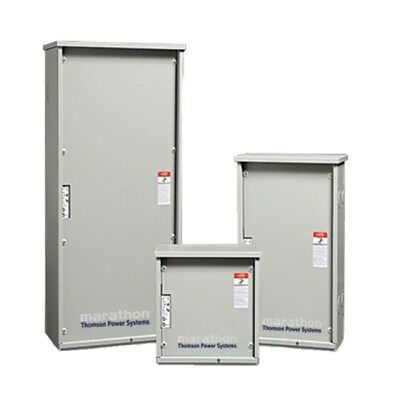 Thomson Ts910n3r200b Automatic Transfer Switch Service Rated 200a 2 Pole Nema 3r