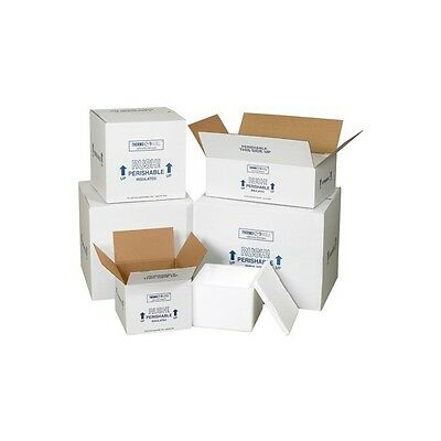Insulated Shipping Containers 8x6x4 14 12case