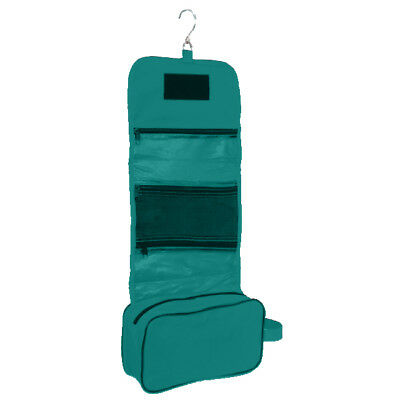 Grooming Bag / Grooming Roll Up Accessory Bag / Grooming Clipper Case In TEAL