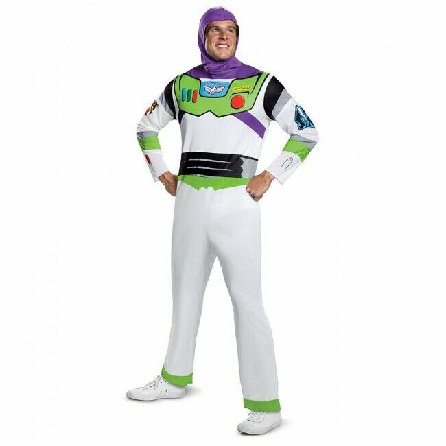 Disguise Disney Toy Story Buzz Lightyear Adult Mens Hallowee