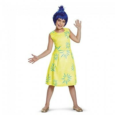 Disney Pixar - Inside Out - Joy Child Costume