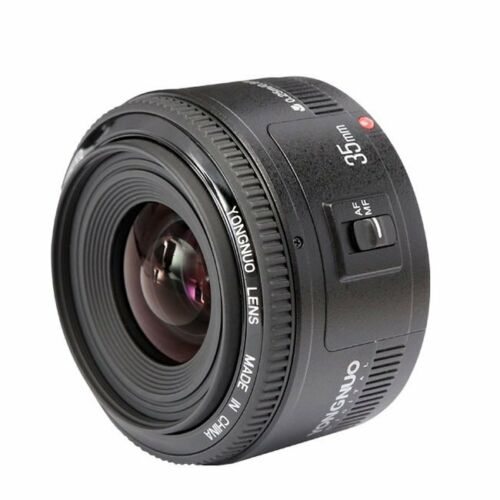 YONGNUO Wide-angle Fixed Auto Focus lens YN35MM YN50MM For C