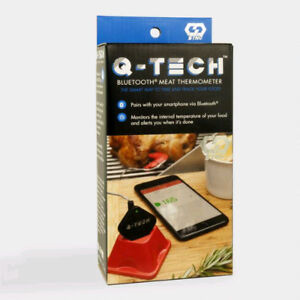 Brand New in box Q-tech Bluetooth Meat Thermometer