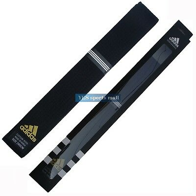 Adidas Martial arts Black-Belt/Taekwondo,Judo,Karatedo Black-Belt/Made in Korea