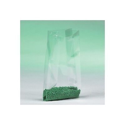 """Gusseted 1 Mil Poly Bags, 4""""x2""""x8"""", Clear, 1000/Case"" on Rummage"