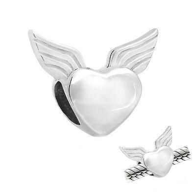 ABALORIO TIPO CHARM PLATA 925 Silver Bead