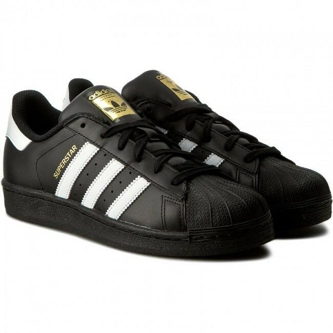 NEW IN THE BOX ADIDAS SUPERSTAR B27140 SHOES FOR WOMEN 1