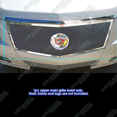 Fits 2008-2013 Cadillac CTS Stainless Steel Mesh Grille Grill Insert