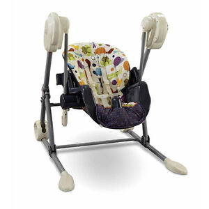 Fisher Price Swing & Highchair in one