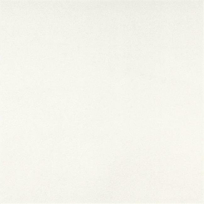 Designer Fabrics C856 54 in. Wide White Solid Plain Velvet Automotive Residen...