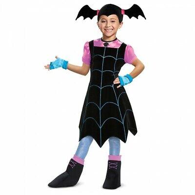 Disguise Disney Vampirina Deluxe Vampir Kleinkind Kinder Halloween Kostüm - Vampir Mädchen Kinder Kleinkind Kostüm