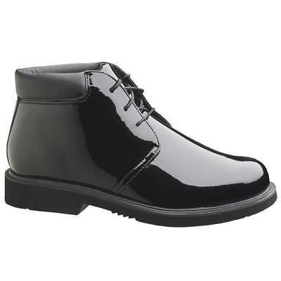 Thorogood 831-6032 Uniform Classics Poromeric Academy Non-Slip High Gloss Chukka ()