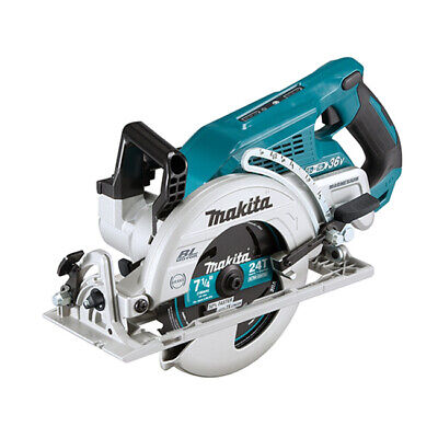 Makita Drs780z Cordless Rear Handle Brushless Circular Saw Body Onlybare Tool