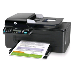 HP Officejet 4500 wireless all in one printer works perfectly in
