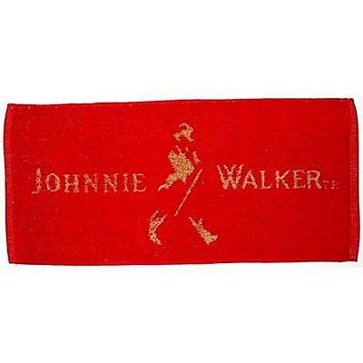 Johnnie Walker Red Label Whiskey Cotton Bar Towel (pp)