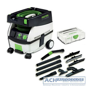 festool sauger ctl mini 584150 ersetzt 583355 filter absaugmobil staubsauger ebay. Black Bedroom Furniture Sets. Home Design Ideas