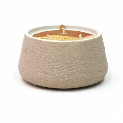 Illume Flowering Linden Ceramic Candle NEW