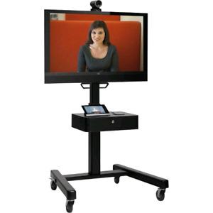 Cisco telepresence mx300 with cart