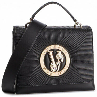 Versace Jeans bag black