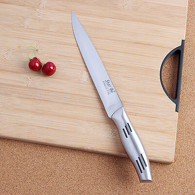 13 Inch Knife Kitchen Japanese Knife All stainless Knife Sashimi Cook Cooking