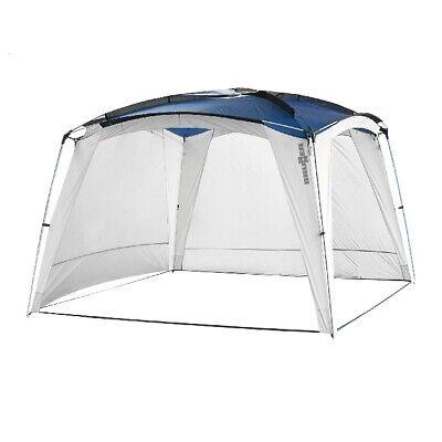 Camping Brunner Seitenwandset 2tlg zu Partyzelt Zelt Pavillon MEDUSA 4x4m