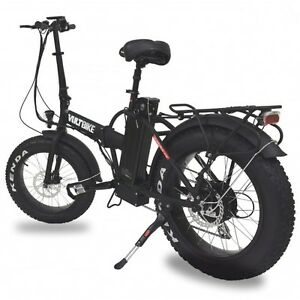 Volt Bike Mariner Folding Fat Tire EBike
