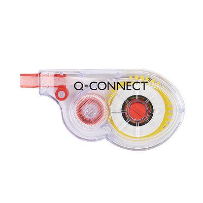 Q-CONNECT CORREZIONE NASTRO MOUSE A RULLI/CONFEZIONE DA 12/5mm LARGA