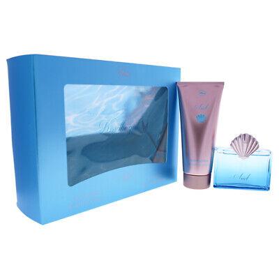 """Ariel by Disney for Women - 2 Pc Gift Set 3.4oz EDP Spray,"