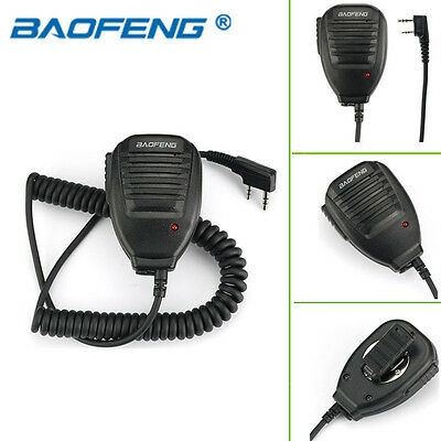 Original Baofeng Speaker Mic Headset For UV-5R A UV-82L GT-3 888s Two Way Radio on Rummage
