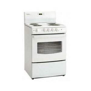 "24"" Apartment Coil Top Range DER241WC"