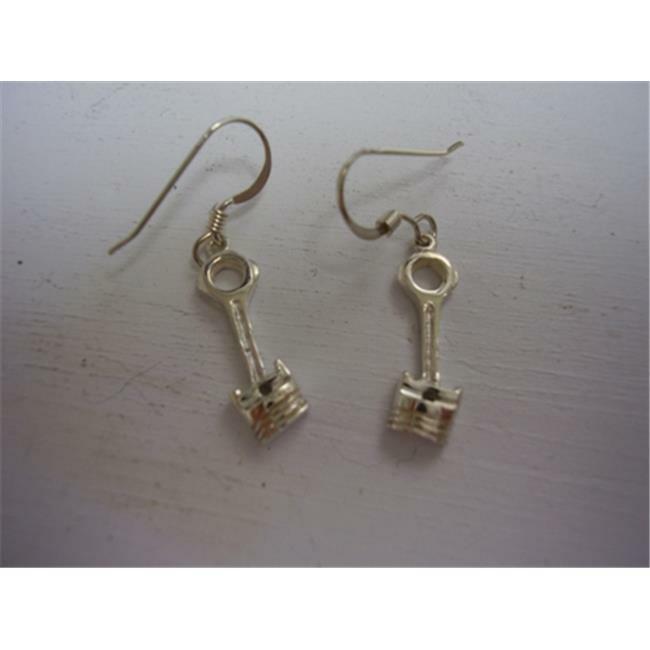 Hotrod Rocks HRR-010E Piston Earrings