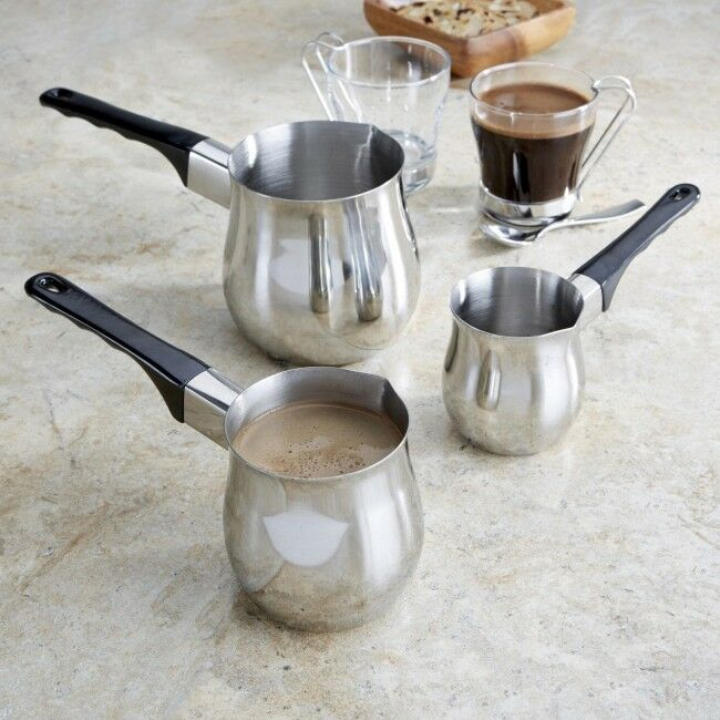 High Quality Stainless Steel Butter Warmer Coffee Milk Warme