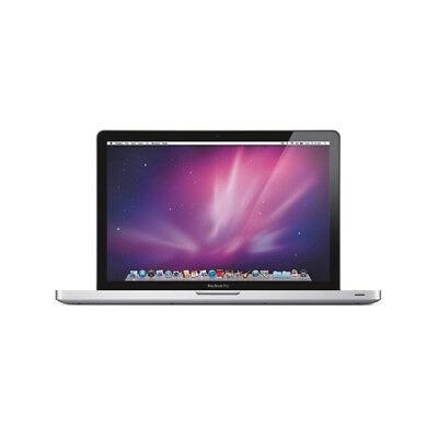 "Apple MacBook Pro 15.4"" Laptop Intel i5 Dual Core 4GB 320GB GeForce GT 330M"