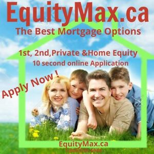 Apply online in seconds for The Best Mortgage Options