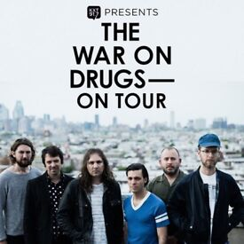 The War on Drugs (Alexandra Palace) x2 tickets