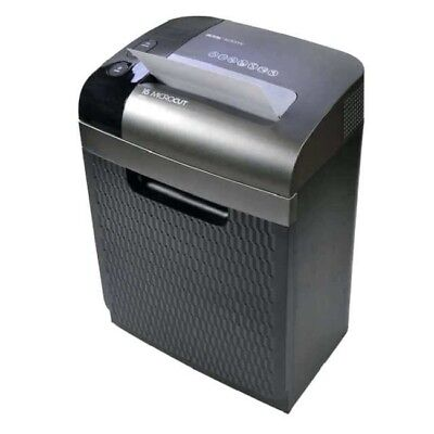 Royal 16-sheet Micro-cut Shredder Paper Cds Credit Cards Documents Home Office
