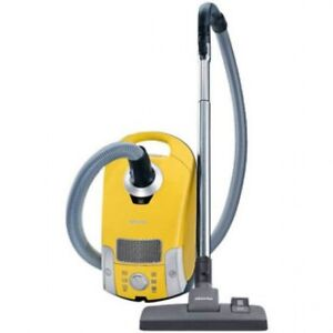 Special edition Miele C2 vacuum yellow