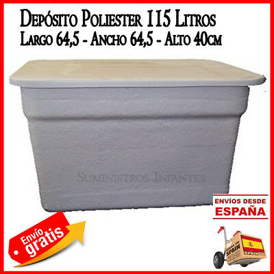 Deposit Water 100 Litres Square Tank L Jerry Can Of Polyester 115
