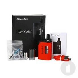 The Kanger TOGO Mini Starter Kit