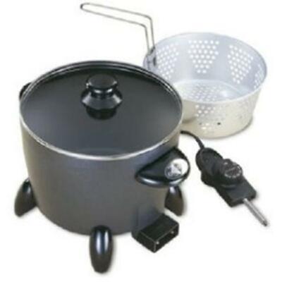 PRESTO 06003 Presto 06003 Multi Cooker Steamer Electric