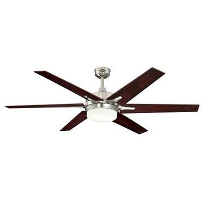 Westinghouse Lighting 60 in. Indoor Ceiling Fan with Dimmable LED Light Kit