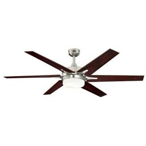 Westinghouse ceiling fan ebay westinghouse lighting 60 in indoor ceiling fan with dimmable led light kit aloadofball Images
