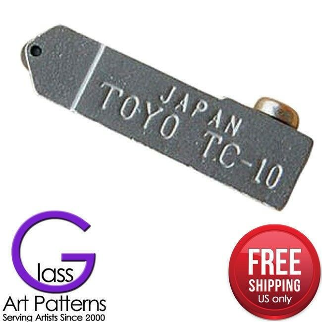Toyo Replacement Head TC-10 for all Toyo Super Cutter Models Except TC-21