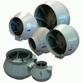 Systemair RVK 12inch/315mm A1 - Hydroponics Inline fan ***NEW***