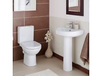 RATIO 4PC BATHROOM SUITE - ONLY £170.00 - CHEAP PRICE EVER.
