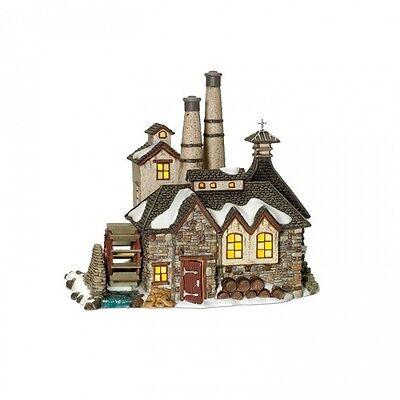 Department 56 Dickens Village Animated LONDON GIN DISTILLERY 58746 Dept 56 BNIB