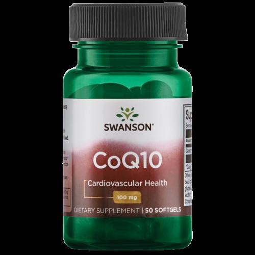 Mega Coq10 100 mg 50 Sgels
